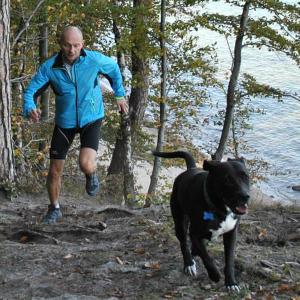 canicross bieganie z psem
