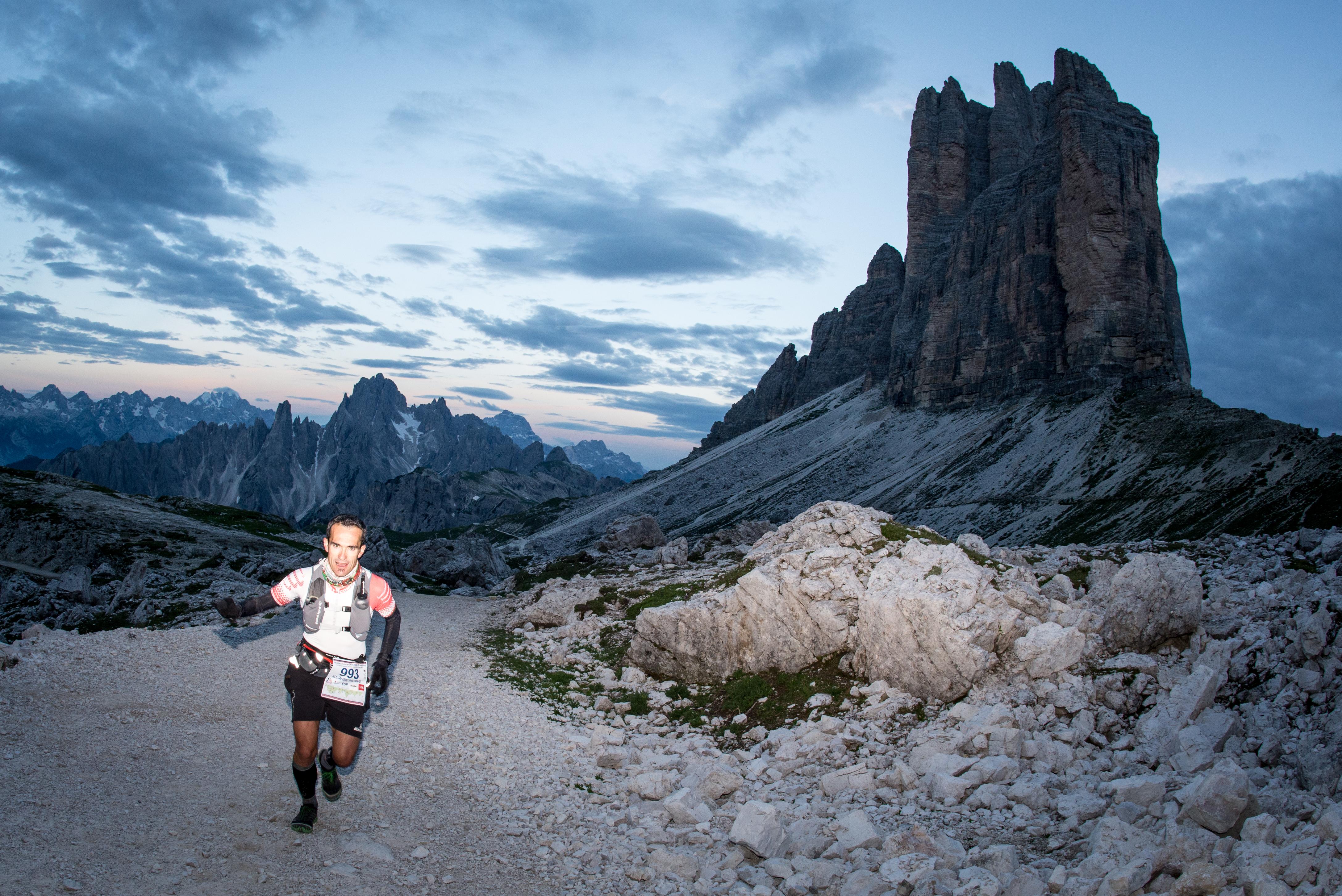 Lavaredo Ultra Trail 2015