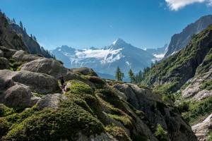 Mont Blanc 80km Chamonix