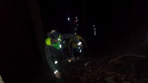 Night Trail - nocne bieganie z czołówką